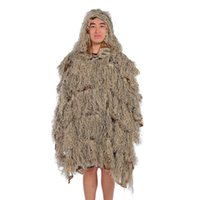 Outlife Hunting Ghillie Suit Military Tactical Ghillie Suit ...