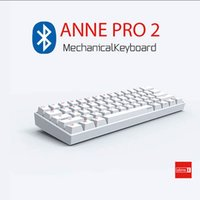 Anne Pro 2 60% Wireless Bluetooth 4.0 Tipo-C RGB retroilluminato Gateron MX Switch Mini tastiera da gioco meccanica portatile da ufficio