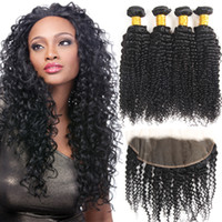 Wholesale Brazilian Curly Virgin Hair Unprocessed Kinky Curl...