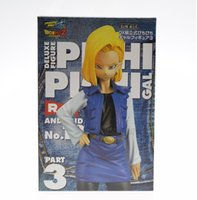 Anime Dragon Ball Kai Android 18 PVC Action Figures Collecti...