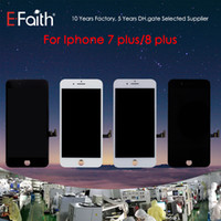 Wholesale For iPhone 7 Plus & For iphone 8 Plus Grade A+ + + L...