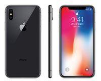 100 % 원래 잠금 해제 된 재조정 된 애플 아이폰 x iphonex 4g LTE 휴대 전화 5.8 '12.0MP 3G RAM 64G / 256G ROM 얼굴 ID 핸드폰