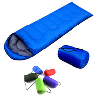 Sleeping Bags Outdoors Single Person Waterproof Envelope Typ...