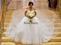 Bellanaija African Ball Gown Wedding Dresses 2020 Plus Size ...
