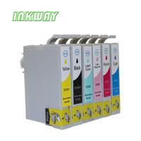 T0981-T0986 uyumlu mürekkep kartuşları için Artisan 600/700/710/800/810/730/8372, aynı fiyat için T0981 T0992-T0996