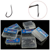 1000pcs 5- 14# or 7- 18# Maruseigo Hook High Carbon Steel With...