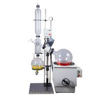 ZOIBKD alta qualidade Laboratório de Suprimentos 50L EXRE-5002 Rotary Evaporator com água do banho, Display Digital Chemical Rotary Evaporator