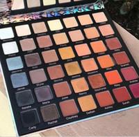 Disponibile Violet Voss 42 Color Eye Shadow Palette Ride Or Die Pigmented Powder Powder Palette Spedizione gratuita