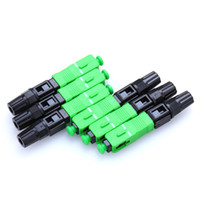 100PCS lot SC APC Fast Connector Embedded Connector FTTH Too...