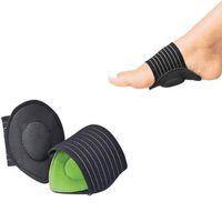 Ног Strutz мягкая арка поддержка амортизирующие помощи побаливает плоскостопие подошвенный фасциит пяточной помощь ноги мягкая упаковка Opp