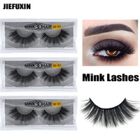 1Pair lot Mink Lashes 3D Mink Eyelashes Cruelty free Lashes ...