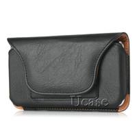 Luxus horizontale holster ledertasche für iphone 8 plus 7/6 s 5. 5 zoll tasche schnappverschluss mit gürtelclip kartensteckplätze für s6 edge +