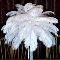 Красивые перья Marabou для DIY Bridal Wedding Crafts Millinery Card украшает свадьба страуса перья свадебные украшения