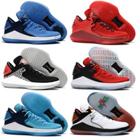 New 32 low cut Flight Speed 10. 18 men basketball shoes 32s s...