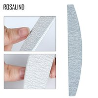 ROSALIND 5PCS SET Nail Files Set For Gel Lacquer Nail Art Sa...