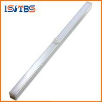 20LED drahtloses Kabinett Nachtlicht PIR Bewegungs-Sensor LED-Nachtlicht Schrank unter Treppe Aisle Veranda Schlafzimmer Gehweg-Lampen-Weiß