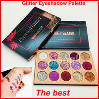 2018 glitter Eyeshadow Palette Beauty Glazed Makeup 15 Color...