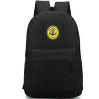 Beira Mar mochila mochila BM Estadio Municipal de Aveiro club de fútbol mochila mochila al aire libre de fútbol insignia mochila bolsa de la escuela Deporte
