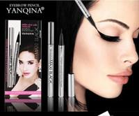 Moda Bellezza Trucco Waterproof Extreme Black Eyeliner Penna liquida Facile da indossare Di lunga durata