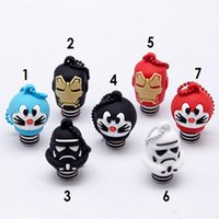 7 Styles Resin drip tips 510 thread proof dust cartoon drip tip dustproof mouthpiece plastic silicone cap for atomizers rda vape tank