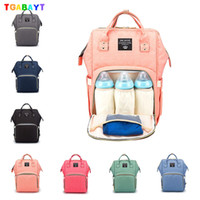 NEW Fashion Mummy Maternity Nappy Bag Brand Large Capacity B...