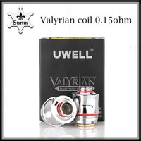 Newest Uwell Valyrian Coil Head Uwell VALYRIAN Atomizer Coil...