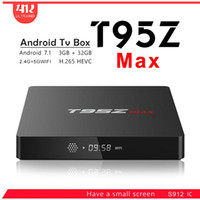 S912 T95Z Max Android 7. 1 Tv Box Octa Core 2GB 16GB 2. 4G 5G ...