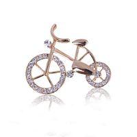 한국어 패션 자전거 애호가 브로치 브로치 자전거 브로치 선물 공장 도매