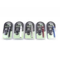 El precalentamiento VV kit de batería 350mAh batería Precalentar O Pen Bud táctil Función de voltaje variable 510 hilo de cera de aceite de cartucho de vaporizador