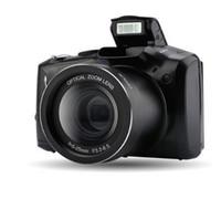 Nova câmera digital SLR Tela de Exibição de 3.5 Polegada 24MP Anti Agitação Micro Câmera SLR 5x Zoom Óptico Digital HD câmera de vídeo