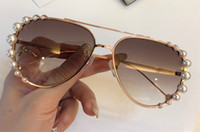 Luxury 0297 Sunglasses For Women Designer Charming With Pear...