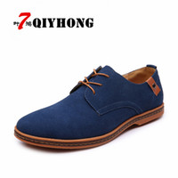 QIYHONG Brand Men Flats Shoes 2017 Fashion Men Casual Shoes ...