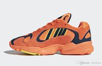 2018 YUNG 1 Kanye West Wave Runner 700 Running Shoes Boost C...