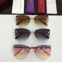 New Square Luxury Sun Glasses Brand Designer Ladies Oversize...