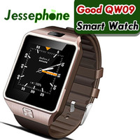 50X SMARCENT 3G WIFI QW09 Android Smart Watch 512MB 4GB Blue...