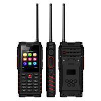 ioutdoor T2 صدمات الهاتف المحمول ip68 يتحملها إنترفون 4500mAh قوة البنك 2.4 '' GSM مقفلة الهاتف الخليوي ميزة