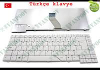 Nuova tastiera del computer portatile per Acer Aspire 4710 4220 4320 4520 4720 5300 5720 5920 Versione turca grigia TR - MP-07A26TQ-442