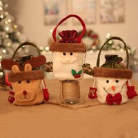 New Christmas Decorations Children' s Holiday Candy Gift...