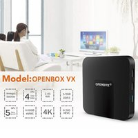 Echte OPENBOX VX IPTV Box Android TV Box 2 GB 16 GB Full HD 1080 p Quad Core Wifi Build
