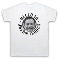BONJOUR JASON ISAACS KERMODE MAYO WITTERTAINMENT ADULTS KIDS T-SHIRT taille discout chaud nouveau