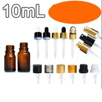 10ml Dropper Essential Oil Perfume Pipette Bottles Refillabl...
