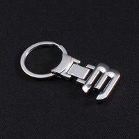 패션 아연 합금 금속 자동차 키 링 열쇠 고리 키 체인 키 체인 자동차 스타일링 BMW 자동 1 3 5 7 x 키 홀더