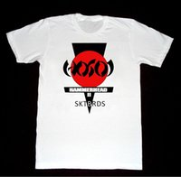 Großhandel Natas Santa Monica Airlines Vintage Skateboard T Shirt ... 4b802645ee