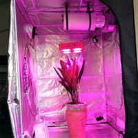 Reflective Mylar Waterproof Grow Tent Green plant room with ...