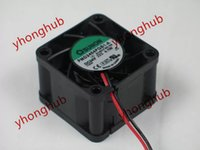 SUNON PMD2404PQB1-A Ventilateur carré de serveur 40X 4.1X 2 fils 40X40X28mm