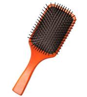 2018 Hair comb saúde massagem pente almofada de ar air bag madeira pente massagem couro cabeludo frete grátis