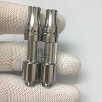 V9 Tank Atomizer Cartridges 510 Vaporizzatore Carrello Ceramic Coils Vape O Pen CE3 Vapor Waxy Smoking Mini Tank Vape Co2 Vaporizzatore