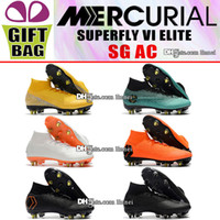 New 2018 Mens Mercurial Superfly VI 360 Elite SG Football Bo...