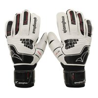Brand Professional Goalkeeper Gloves Finger Protection Thick...