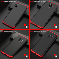 360 защитный чехол для Samsung Note 9 A7 2018 Coque для Galaxy S9 S8 A6 A8 Plus Note 8 J4 J6 Prime